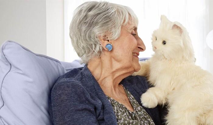 Hasbro считает, что эти коты-роботы сделают бабушек всего мира более счастливыми