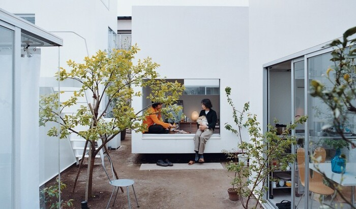 Япония: компактная жизнь. Странная и комфортная архитектура от Наоми Поллак