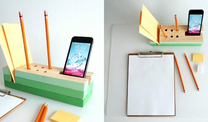 Украсьте свой рабочий стол офисным органайзером