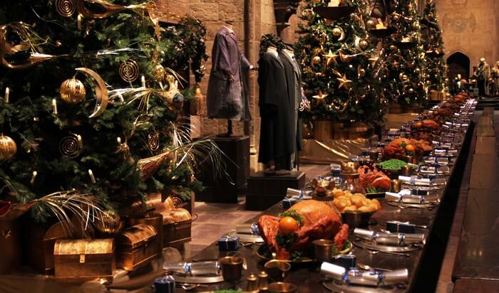 Уникальная возможность: рождественский ужин в стенах Хогвартса. Даже для маглов.