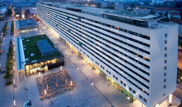 Послевоенный модернизм в архитектуре — глоток воздуха в тяжелое время