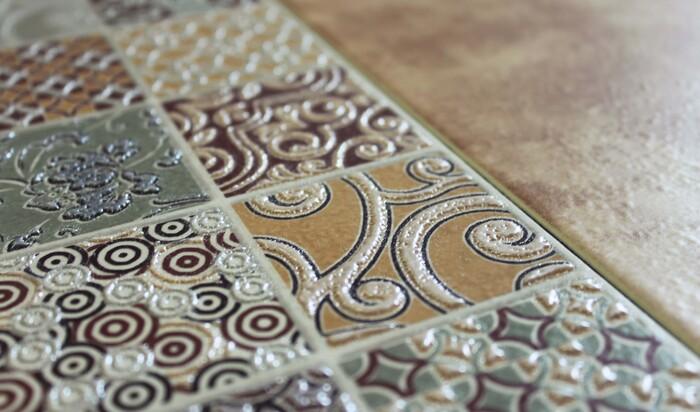Керамическая плитка — незаменимый материал для любого дома
