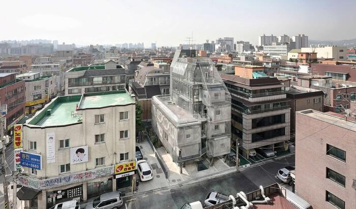 Маленькое жилье в большом городе: мини-квартиры в Сеуле