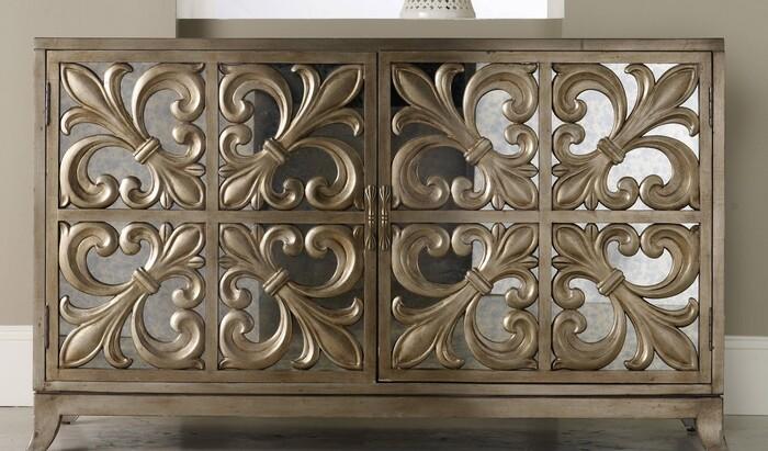 8 популярных мотивов для украшения мебели