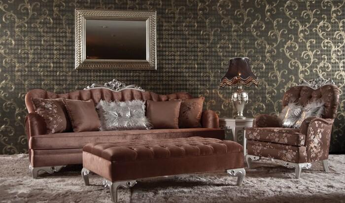 Многообразие мягкой мебели для сидения: пуф, стул, оттоманка