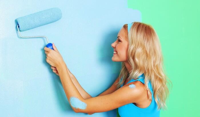 Как заделать небольшую дыру в стене?