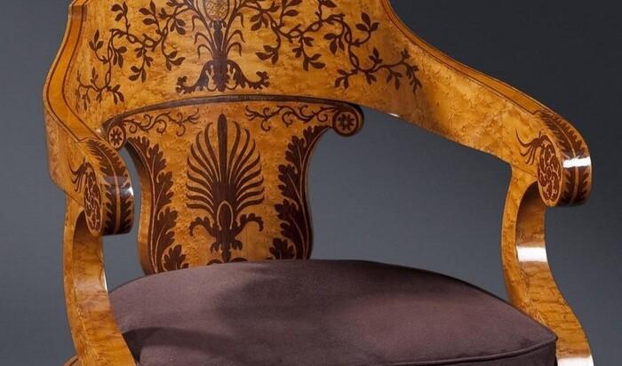 Антикварная мебель может быть доступной. Недорогие старинные предметы