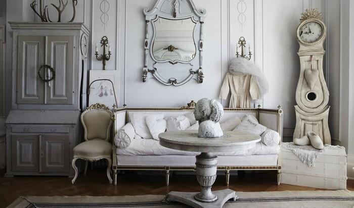 """В моде """"потертый шик"""": превращаем обычную мебель в винтажную"""