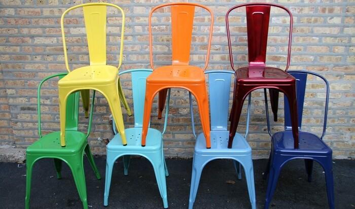 Дизайнеры объединились в честь юбилея одного стула