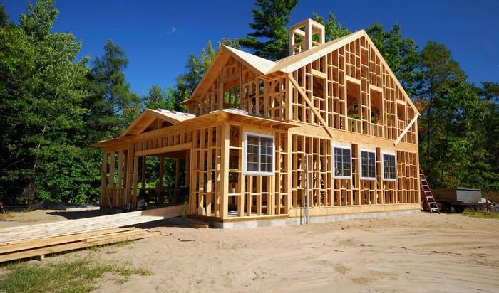 Каркасы для домов. За и против американского метода строительства в России