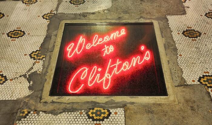 Легендарный лос-анджелесский кафетерий Клифтона переживает второе рождение