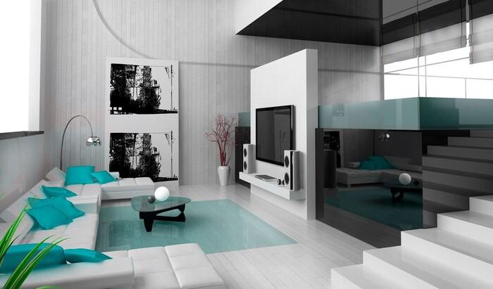 Хай-тек: современный стиль в архитектуре и дизайне интерьеров