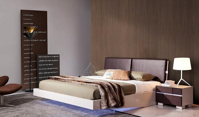 Летающая кровать навсегда изменит взгляд на дизайн спальни