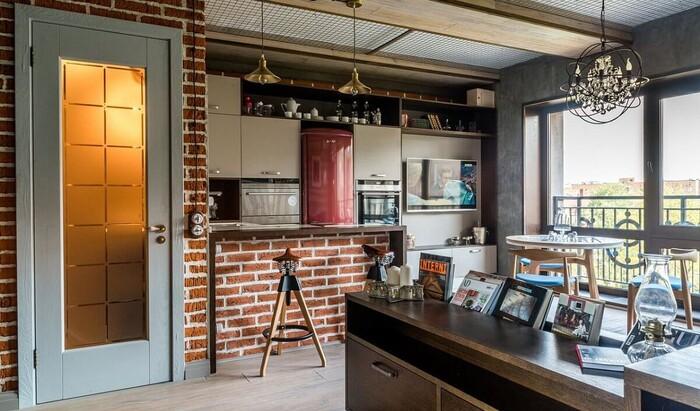 Советы по ремонту: современная планировка кухни-студии