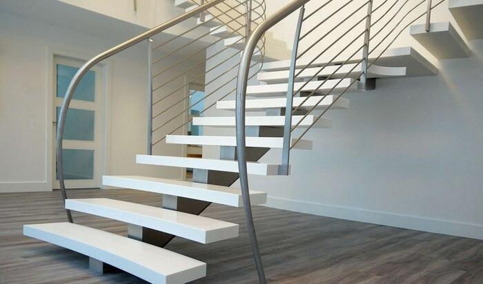 Как «освежить» лестницу — четыре дизайнерских решения