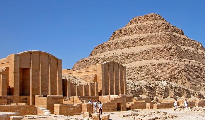 Имхотеп – первый архитектор в истории архитектуры