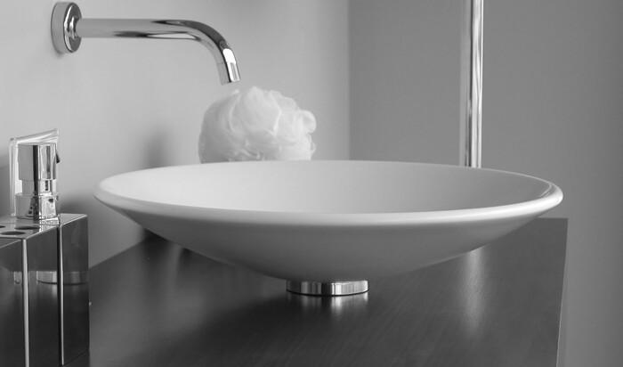 Токсичный грибок цветет и пахнет в раковине вашей ванной комнаты