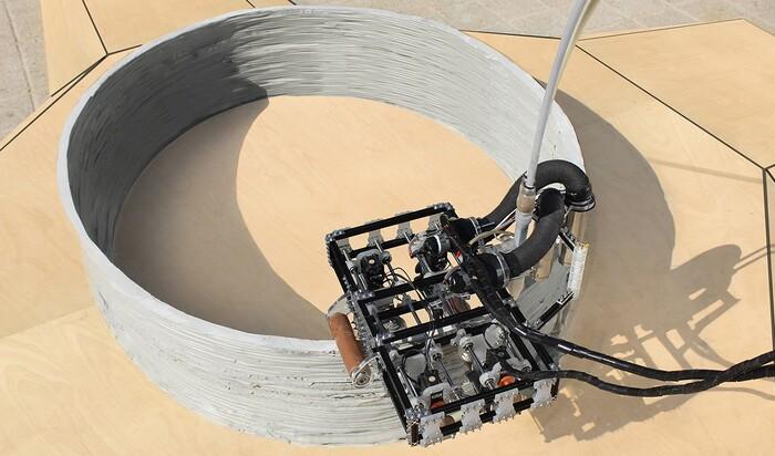 3Д-принтер для строительства дома: индустрия меняется