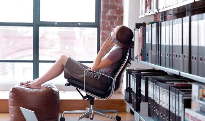 Эргономика в офисе. Оборудование рабочего места с удобством