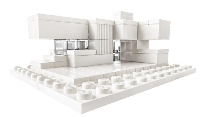 LEGO-архитектура — игрушки для взрослых и объект обожания архитекторов