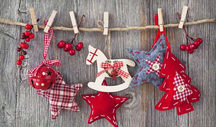 Альтернатива ёлке. Создание новогодней атмосферы у вас дома