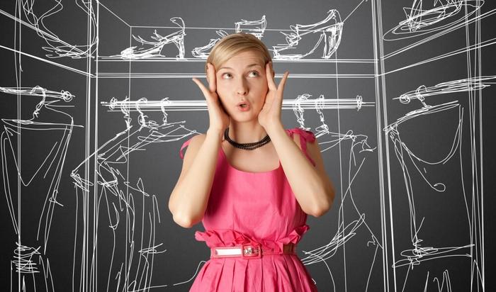 Как выбрать «начинку» для гардеробной комнаты?