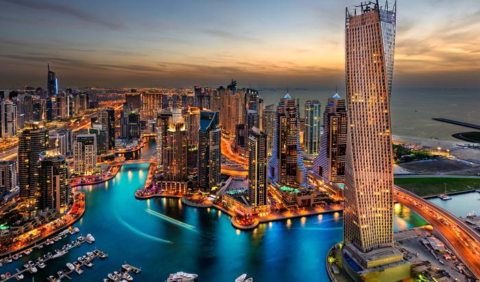 Дубай: первый в мире по использованию эко-цемента в экологичном строительстве