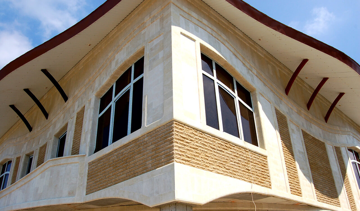 Какие бывают виды фасадных материалов для отделки стен?