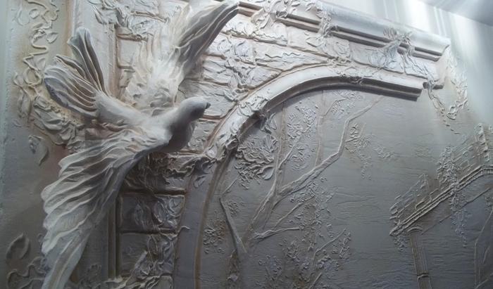 Как оживает архитектура. Магия преображения горельефа и барельефа