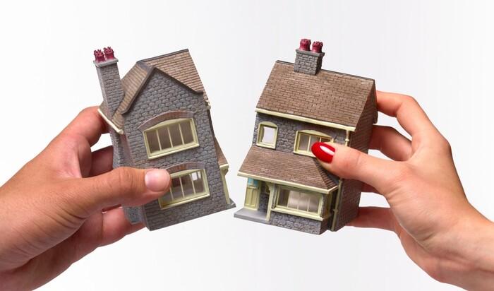 Раздел имущества. Что делать с ипотекой при разводе