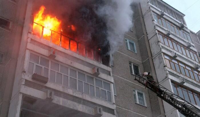 Пожарная безопасность многоквартирного дома