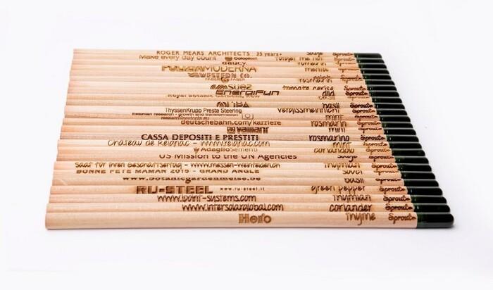 Sprout - первый в мире карандаш, который можно сажать в землю