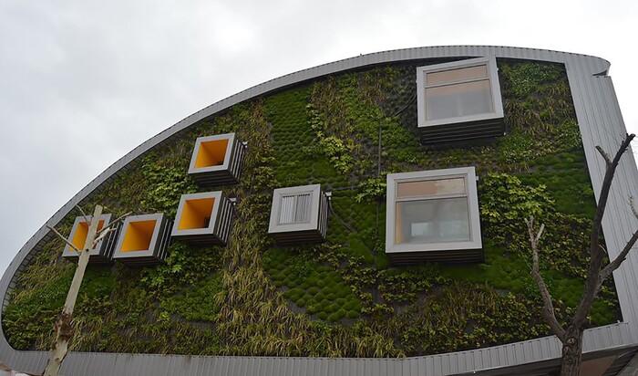 Новаторский дом с нулевым потреблением энергии построили в Испании