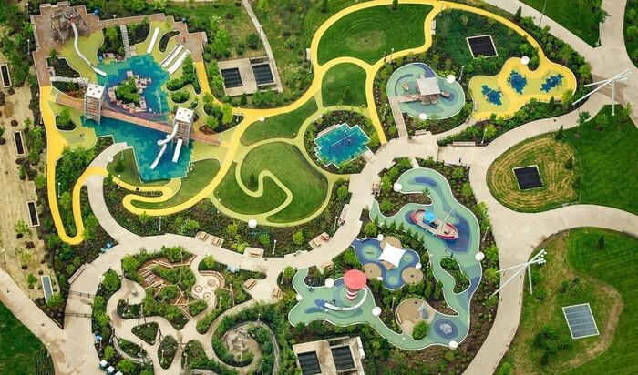 Топ-10 парков, в которых надо  прогуляться, когда вы в Чикаго