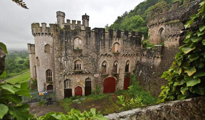 История старинного замка Грайч: от XII до XXI века