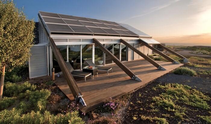 Пора строить полезный дом, или идеи для строительства эко-дома