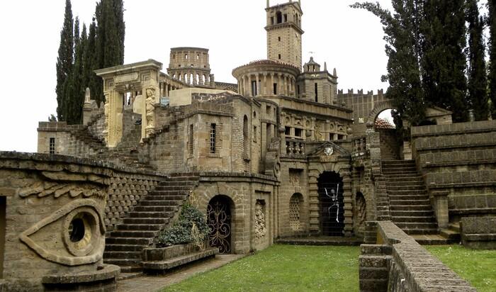 Ла Скарцуола – город мечты, воплощенный в камне