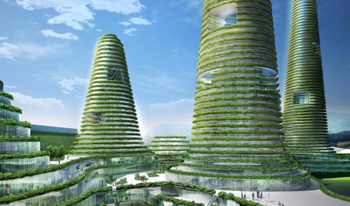 Перспективы экологической архитектуры в ближайшем будущем