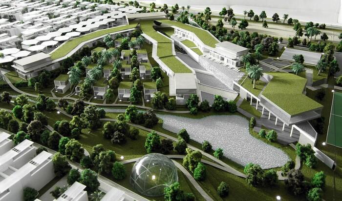 Пять основных принципов эко-архитектуры, доступных вам
