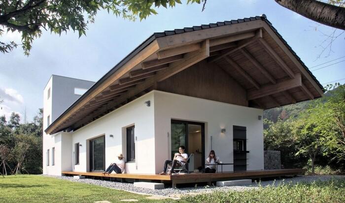 Дань традициям: как выглядят модернизированные корейские дома