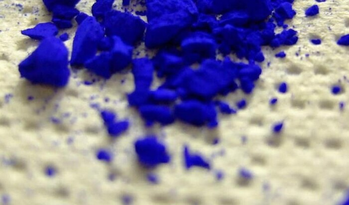 Новый синий: случайное открытие ученых и свежий тренд в мире дизайна