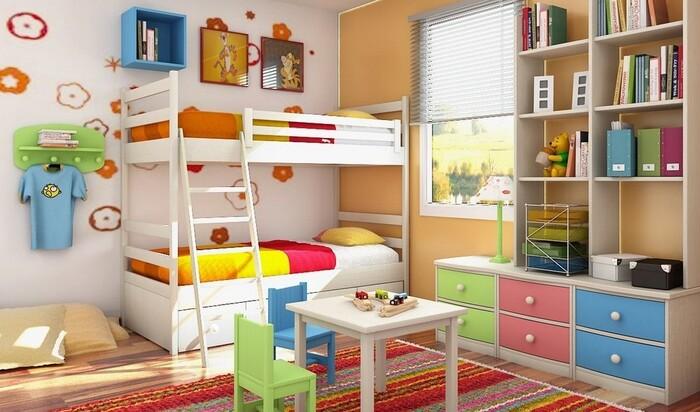 Приводим в порядок детскую по методу Мари Кондо: 5 советов