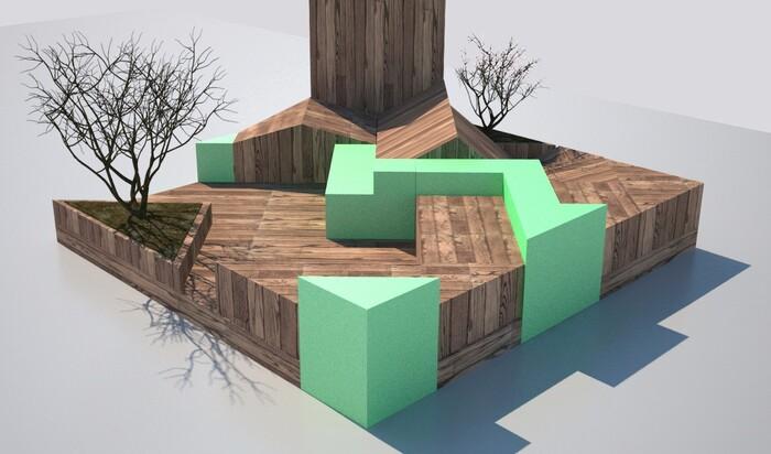Наполните дом причудливой многофункциональной мебелью
