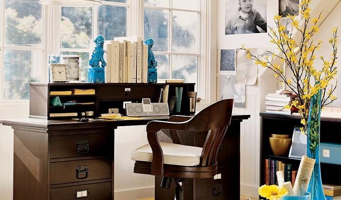 Какие секреты нужно знать для создания домашнего офиса