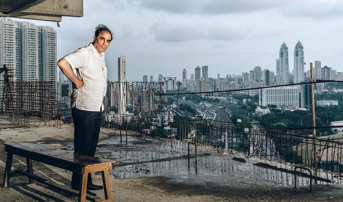 «Архитектор из трущоб» – индийский творец Хафиз Контрактор