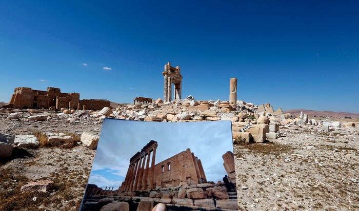 До и после ИГИЛ: уничтоженные достопримечательности Ближнего Востока