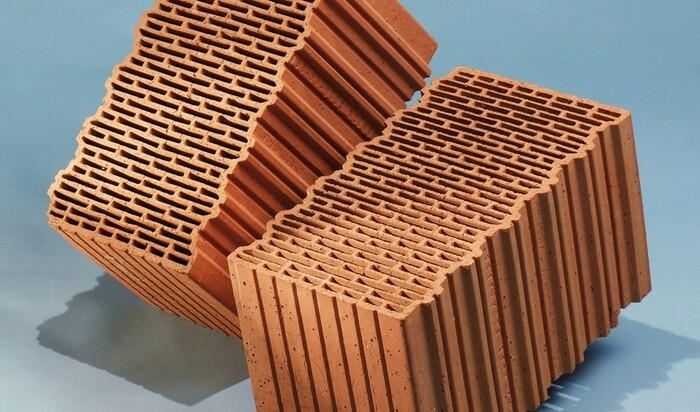 Керамический блок Porotherm – один из лучших продуктов компании Wienerberger