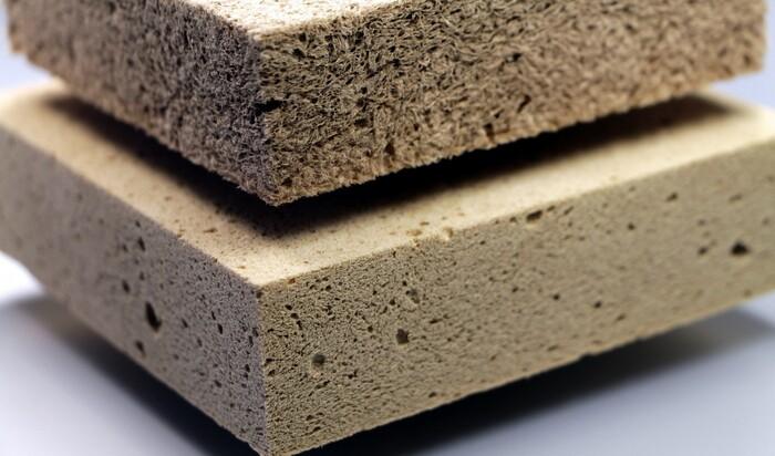 Из чего делают материалы для строительства экологичных домов? 4 неожиданных варианта