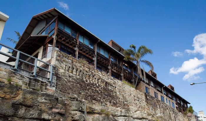 Сидней: сохранение раннего образца устойчивой архитектуры