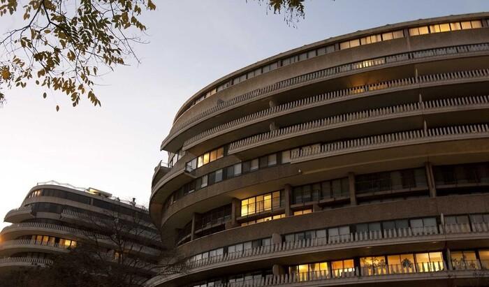 Скандальное прошлое не стало помехой для реконструкции известного американского отеля «Уотергейт»